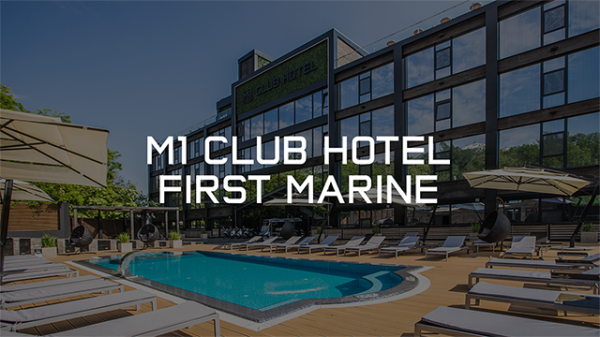 M1 club hotel first marine
